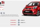Tin tức - Bảng giá xe ô tô KIA mới nhất tháng 3/2018 tại Việt Nam
