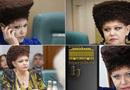 Tin thế giới - Nghị sĩ Nga gây ấn tượng mạnh với kiểu tóc độc nhất vô nhị