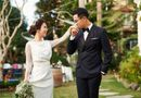 """Tin tức - Ngắm bộ ảnh cưới của MC """"Chúng tôi là chiến sĩ"""" trong ngày Valentine Trắng"""
