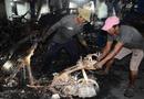 Cháy chung cư Carina Plaza: Thực hư 2 cảnh sát PCCC bị tạm đình chỉ