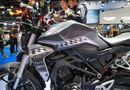 Tin tức - Xế khủng Honda CB300R 2018 ra mắt, giá 4.800 USD