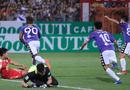 """Tin tức - Clip: Hà Nội """"vùi dập"""" HAGL 5 bàn không gỡ, chiếm ngôi đầu bảng"""
