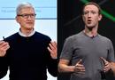 """Tin tức - Mark Zuckerberg và Tim Cook lại """"khẩu chiến"""""""