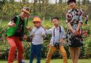 Tin tức - Gia đình Xuân Bắc lần đầu tham gia Tuần lễ thời trang trẻ em Việt Nam