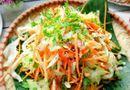 Thực phẩm - Nộm sứa tai heo giòn sần sật cực ngon