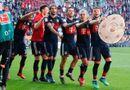 Tin tức - Lần thứ 6 liên tiếp, Bayern Munich vô địch Bundesliga