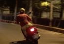 """Cộng đồng mạng - Clip: """"Ninja Lead"""" đánh võng trên đường Sài Gòn như tay đua thứ thiệt"""