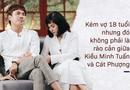 """Tin tức - Kiều Minh Tuấn: Lời hứa lo """"mồ yên mả đẹp"""" cho Cát Phượng và tình yêu đáng thèm khát nhất showbiz"""