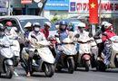Tin tức - Dự báo thời tiết ngày 23/4: Hà Nội  mưa rải rác, Sài Gòn nắng 36 độ C