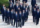 Tin thế giới - Ông Kim Jong-un và đội cận vệ tinh nhuệ theo sát trong hội nghị thượng đỉnh liên Triều