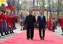 Tin thế giới - [Infographic] 9 quan chức sát cánh cùng ông Kim Jong-un trong hội nghị thượng đỉnh liên Triều
