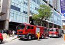 Tin tức - Chung cư cao cấp Fhome Đà Nẵng cháy, xe cứu hỏa khó tiếp cận