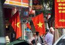 Tin tức - Hà Nội rực rỡ cờ hoa mừng ngày thống nhất đất nước