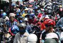 """Tin tức - Hàng nghìn người dân đổ về thành phố, cửa ngõ Sài Gòn """"kẹt cứng"""" sau nghỉ lễ"""