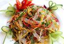 Tin tức - Món ngon bữa trưa: Nộm sứa xoài xanh thanh mát ngày hè