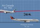"""Tin thế giới - Cận cảnh """"thảm họa hàng không lớn nhất trong lịch sử"""" suýt xảy ra vì nhầm đường băng"""