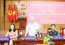 Tin tức - Tổng Bí thư Nguyễn Phú Trọng tiếp xúc cử tri Hà Nội