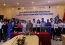 Giáo dục pháp luật - Lễ ra mắt dịch vụ Wifi Vinaphone và Lễ ký thỏa thuận hợp tác giữa VNPT và ĐH Kinh doanh & Công nghệ Hà Nội
