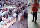 Tin tức - Video: Hoảng hồn vì rắn trườn vào lớp học tránh nóng