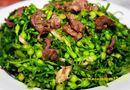 Tin tức - Thơm ngon bổ dưỡng với thịt bò xào hoa thiên lý cho bữa cơm trưa