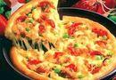 Tin tức - Cách làm pizza thơm ngon để đổi món cuối tuần cho bé