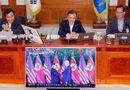 Tin thế giới - Tổng thống Hàn Quốc: Thượng đỉnh Mỹ - Triều là sự kiện lịch sử
