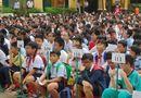 Tin tức - Hôm nay (14/6), hơn 4.000 thí sinh căng thẳng tranh suất vào lớp 6 trường Trần Đại Nghĩa