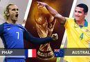 Tin tức - Nhận định kết quả World Cup ngày 16/6: Argentina, Pháp thắng đậm