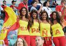 Tin tức - Ngắm những nữ CĐV nóng bỏng trên khán đài World Cup 2018