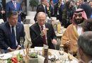 Tin thế giới - Tổng thống Putin ghi bàn thắng ngoại giao quan trọng trong kỳ World Cup