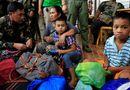 Tin thế giới - Philippines chiến đấu với tàn quân IS, 11.000 dân phải đi sơ tán