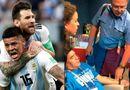 """Tin tức - Tin tức World Cup 2018 ngày 27/6/2018: Argentina lách qua """"khe cửa hẹp"""", Maradona tụt huyết áp"""