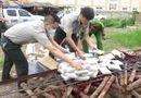 Tin tức - Gần 600 bánh heroin liên quan vụ tử tù vượt ngục bị tiêu hủy