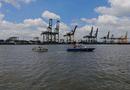 Tin tức - Tìm thấy thi thể 2 nạn nhân mất tích trong vụ chìm sà lan trên sông Sài Gòn