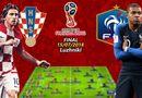 Tin tức - Pháp vs Croatia: Cuộc tái ngộ sau 20 năm, định mệnh sẽ gọi tên ai?