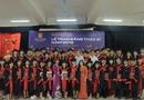 Giáo dục pháp luật - Đại học Đại Nam: Những cái nhất trong lễ trao bằng tốt nghiệp cao học khóa 4