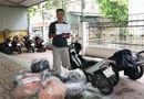 Tin tức - Dùng xe máy chở 215kg thuốc nổ và 1000 kíp nổ từ Quảng Bình ra Hà Tĩnh
