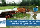 Tin tức - Xót xa trước những hình ảnh thiệt hại sau khi bão số 3 đổ bộ