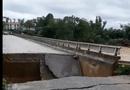 Tin tức - Phú Thọ: Nước lũ cuồn cuồn khiến cầu Văn Luông gãy nhịp