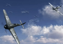 Tin thế giới - Phi công bắn súng máy xuyên qua cánh quạt máy bay chiến đấu như thế nào?