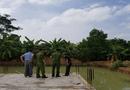 Tin tức - Vĩnh Phúc: Xót xa 2 cháu bé đuối nước ở công trình không có rào chắn