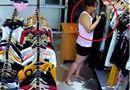 """Tin tức - Video: """"Nữ quái"""" vờ mua đồ rồi cuỗm iPhone"""