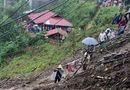 Tin tức - Sạt lở đất ở Lai Châu: Ít nhất 6 người chết, 5 người mất tích