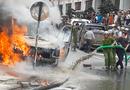 Tin tức - Lãnh đạo huyện lên tiếng việc dùng xe hút bể phốt chữa cháy ở Sa Pa