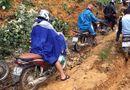 Tin tức - Mưa lớn gây ngập úng và sạt lở quốc lộ 4 ở Lào Cai