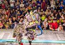 Giải trí - Hàng ngàn du khách đổ về Sun World Danang Wonders chiêm ngưỡng những trình diễn lân sư rồng đỉnh cao