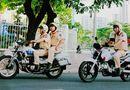 Tin tức - CSGT truy đuổi gần 10 km, đạp ngã xe hai tên cướp như phim hành động trên đường phố Sài Gòn