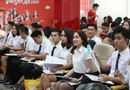 Kinh doanh - Tưng bừng ngày hội tuyển dụng tiếp viên Vietjet trong tháng 8