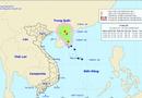 Tin tức - Dự báo thời tiết 11/8: Áp thấp nhiệt đới trên biển Đông gây mưa dông trên diện rộng