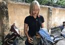 """Tin tức - Hà Nội: Vi phạm giao thông, """"hot girl"""" 15 tuổi tông gục 2 cảnh sát cơ động"""
